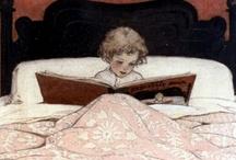 Children's Book Illustrations / by Stephanie Hanson