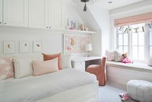 Wee Rooms / Organized, styled rooms for kids
