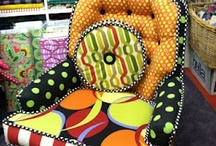Funky Chairs / Funky, whimsical, kooky chairs. Visit my blog http://cdiannezweig.blogspot.com/ and my site http://iantiqueonline.ning.com/