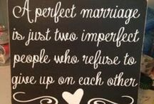 Married Life / by Kristen Case