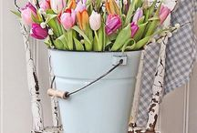 Spring and Easter Decor and Ideas