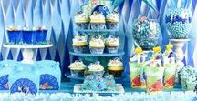 Disney Themed Parties / Ideas for the perfect Disney-themed party - Disney birthday party ideas, Disney party favors, Disney decor, Disney Movie Parties, etc