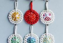 Crochet Upcycle Ideas / Cool, cute, quirky and genius ideas to use crochet to make upcycle projects. :)