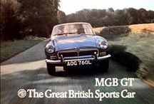 MG brochures and ads / pics I've found on the net