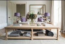 • Autumn Winter 2014 • / With a strong emphasis on rich berry tones and the warmth of natural oak, take a look at our new collection of beautiful furniture and accessories