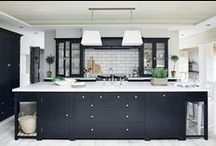 In the kitchen | projects new and old