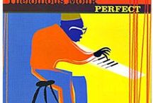 Retro Jazz Album Cover Art / Abstract Jazz Album covers from the Mid Century.Visit http://www.cdiannezweig.com/