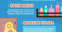 Infographics / Infographics with info about daily life, especially lifehacks - anything in infographic form!