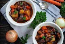 Slow Cooker / Slow cooker recipe ideas