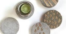 DIY Concrete Crafts, Tutorials and Inspiration / Board of Concrete crafts: DIY tutorials, ideas, inspiration and more