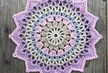 Crochet Doilies / Dreamcatchers / Mandalas / Motifs / Squares / Crochet doilies, dreamcatchers, mandalas, motifs, squares, patterns / tutorials and more...