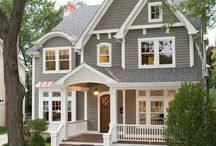 Home Sweet Home / by Laura Vaughn Pemberton