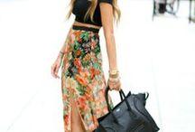 Spring/Summer Steez / Spring & Summer Fashion / by Evette Nafarrete