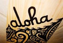 Hawai'i Nei / An outlet for my love of the Hawaiian Islands. / by Evette Nafarrete