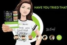 Angie's IT WORKS!  / It Works!® started in 2001 YOU WON'T FIND PRODUCTS LIKE THESE ANYWHERE ELSE. It Works! offers the world's first naturally based body contouring line that delivers maximum results in minimal time. You simply won't find anything like it in the world today.   The It Works! Ultimate Body Applicator has been featured in the Emmy® and Oscar® Awards celebrity gift suites, as well as promoted by celebrity makeup artists on movie sets. https://angdahlum.myitworks.com / by IT WORKS! by Angie Dahlum