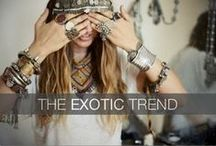 EXOTIC / Bright colors, animal printes & flared movements !#exotic #tropical #jungle #outfit #fashion #style #inspiration