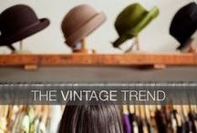 VINTAGE / Discover the most unique pieces with limitless creativity - Like travelling through time ! #vintage #retro #outfit #fashion #style #carnetdemode #inspiration