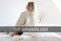 MINIMALIST / It is plain, simple, and always the right attitude. #minimalist #outfit #fashion #style #inspiration