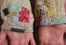 Ideas for beautiful recycled clothes