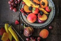 Delicious Fruit and Vegetables