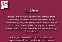 Disclaimer / by New Mexico State University
