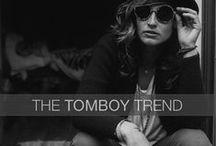 TOMBOY / #tomboy #boyish #trendy #outfit #fashion #style #carnetdemode #inspiration