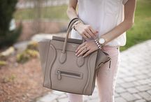It's all in the bag / Handbag inspirations
