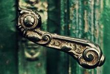 The beauty of a door:) / by Kayti Klaus