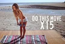 Work it out! / Health & Workout Inspirations
