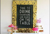 Party Time / Holidays and Entertaining