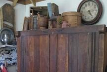 Farmhouse Cupboards/Furniture