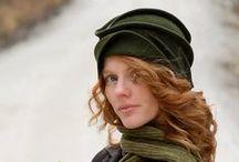Hat, mittens, scarves, belts I like