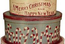 Christmas & Winter  Bliss / by Sunday Kraushaar