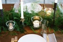 Winter Wedding Ideas / Ideas and inspiration for Winter Themed Weddings: Winter Wedding Favors, Quotes, Colors & More!