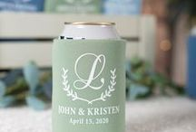 Spring Wedding Ideas / Planning a spring wedding? We've complied the best spring wedding ideas! Create personalized spring wedding favors at Totally Promotional.
