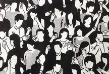 Illustration, Art & Graffiti