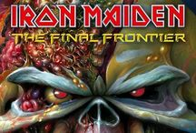 Iron Maiden / by 💋 KC & The Sunshine ☀️
