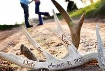 Hunting / Outdoors Wedding Ideas / Check out this board for everything camo and hunting themed for your wedding!
