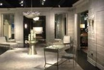 Showcases & Showrooms / See Boyd Lighting fixtures in designer showcase houses and showrooms.