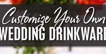 Drinkware / Avoid a last-minute scramble for party supplies and order your perfect cups, coasters and can coolers now! Customize them with a clever saying or personal message for a special favor they won't forget! Get a second-side imprint FREE on most cups and can coolers.