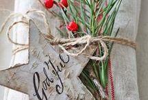 Christmas decorations and inspiration / Christmas