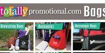 Travel, Duffel & Messenger Bags / Show company pride with a customized Messenger Bag, Briefcase, or Portfolio Bag.