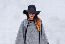 WARM & BEAUTIFUL / #warmcoats #winter2015 #wintercoat #warmwinter #cosywinter