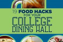 Eating in College / by New Mexico State University
