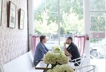 Restaurant Design Inspiration / Boyd Lighting is inspired by these restaurant interiors.