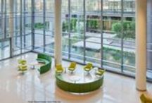 Commercial Design Inspiration / Boyd Lighting is inspired by these commercial interiors.