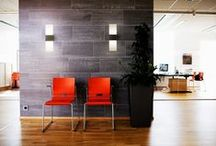 BOYD in Commercial Spaces / See Boyd Lighting fixtures used in commercial spaces.