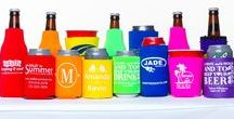 Foam Can Coolers / Boost your marketing plan or impress guests with our low-priced foam can coolers! Customize these beverage insulators for a unique promotional product.