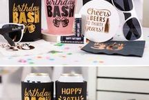 Birthday Favors & Ideas / Planning the perfect birthday bash! We've found the best favors, snacks and party themes.