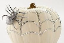 Halloween Inspiration / I love decorating for the holidays, and Halloween is no exception. Here you will find loads of Halloween inspiration from recipes to crafts and home decoration.  / by Torie Jayne